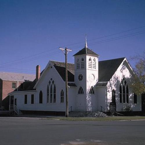 1903: The Little White Church