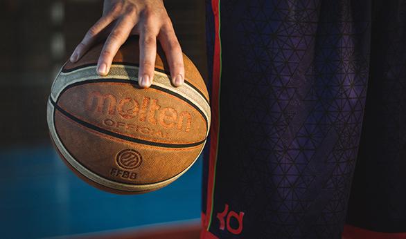 Recreational Men's Basketball League – Winter