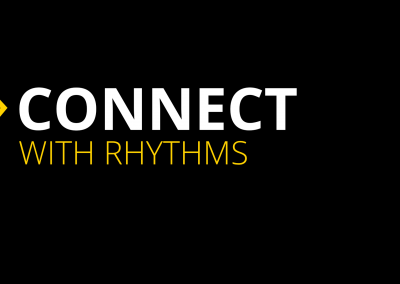 Connect with Rhythms