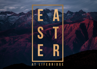Easter 2020: Let's Talk About Peace
