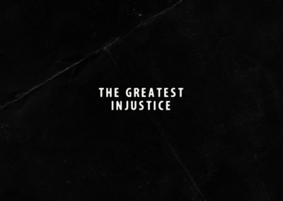 The Great Injustice