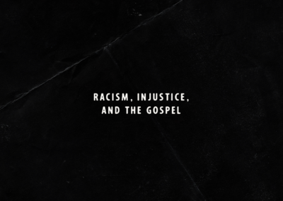 Race, Injustice and the Gospel