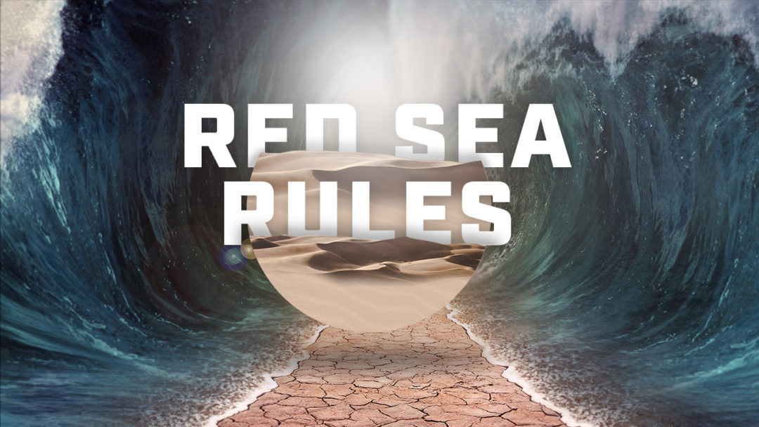 Red Sea Rules: The Start of a Movement